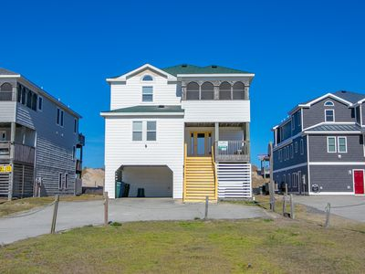 Photo for SANDPIPER | 8 Bedroom | Oceanfront Home | Nags Head | Sleeps 18