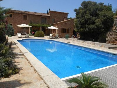 Photo for Soller Villa, Sleeps 11 with Pool and Air Con
