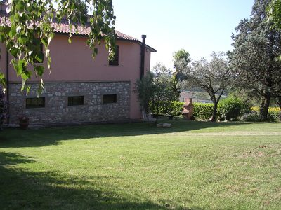 Photo for il Borghetto farmhouse