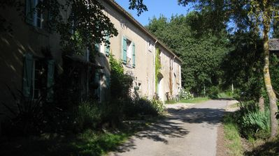 Photo for Domaine de Planalvy nestles quietly amongst the local vineyards of the region