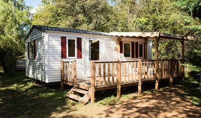 Photo for Camping Le Val d'Ussel **** - Villa 3 rooms 4/6 people