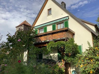 Photo for Cosy holiday apartment Förg in Langenargen with balcony in central location; Wifi & parking available