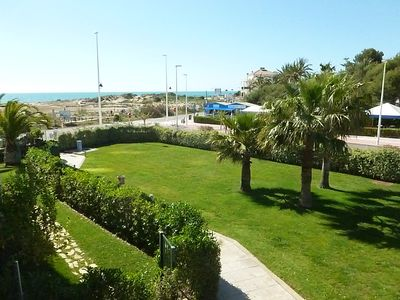 Photo for CHARGER for ALCOCEBRE BEACH APARTMENT BEACHFRONT 50m