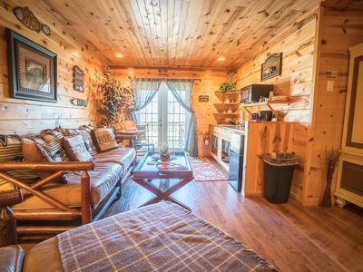 Photo for 1BR Hotel Vacation Rental in Sautee Nacoochee, Georgia