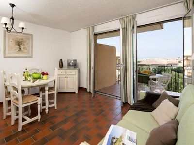 Photo for Residence Eden Parc - Maeva Selection - Studio 4 People Balcony / Terrace