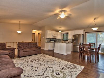 Photo for Newly Renovated Spacious 5 Bedroom 3 Bath Home in Top Lakefront Community!
