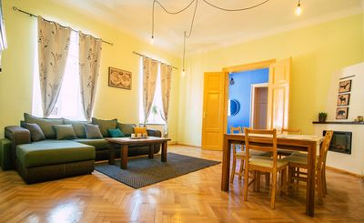 Photo for Situated in the heart of Sibiu, less than a minute walk from Big Square