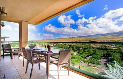 Photo for Maui Resort Rentals: Honua Kai Hokulani 1022 – Large Top Floor 2BR w/ Mountain & Partial Ocean Views!