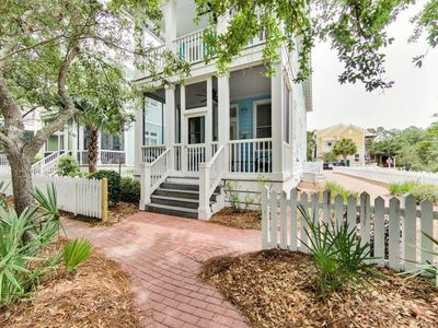 Photo for Beautiful, dog-friendly home w/ shared pools & complimentary beach chairs