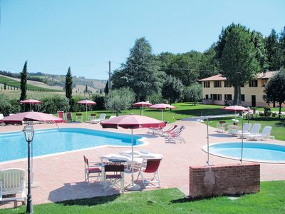 Photo for Apartment Agriturismo Cafaggio (SMN170) in San Miniato - 4 persons, 1 bedrooms