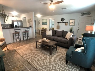 Photo for Spacious, beautiful and remodeled . Beach Access! 2 Community Pools!