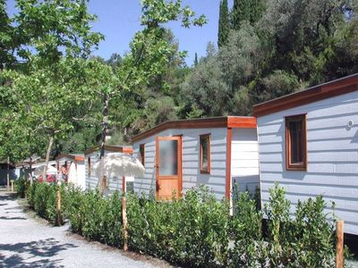 Photo for Mobile homes (4-5 p) on a park approx 10 km. From the sea