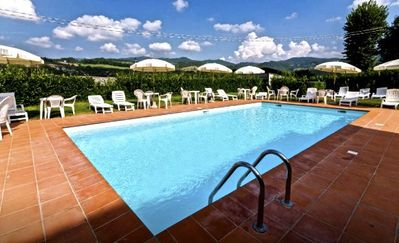 Photo for Villa with seven bedrooms – Vicchio  Villa Gioia is a beautifully renovated villa situated on a typical T