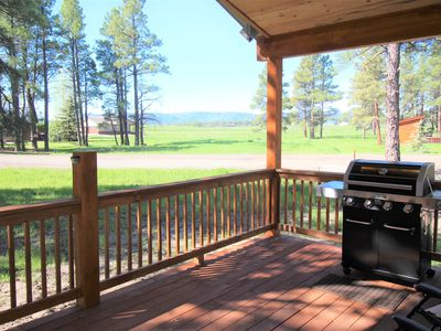 Photo for Amazing New Rental Near Lake Pagosa. Amazing views of the valley.