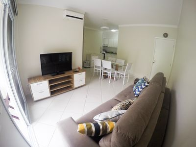 Photo for APARTMENT COMPLETE WITH AIR CONDITIONING AND WI-FI - PRÓX. TO THE SEA