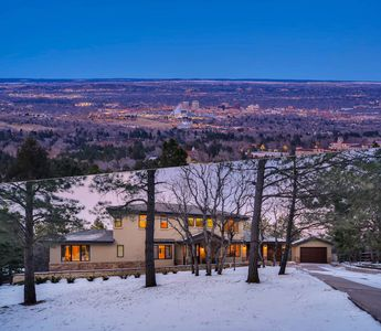 Photo for Modern Home, Multiple Family Rooms, 3 Decks, Within 1 Mile of Broadmoor Resort