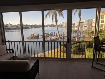 Photo for Fantastic newly renovated waterfront condo in great location!
