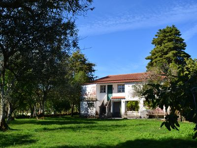 Photo for 5BR Chateau / Country House Vacation Rental in Vale de Lamas, Coimbra