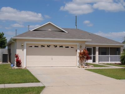 Photo for Luxury Pet-Friendly  Enclosed Yard, 3 Bed, 2 Bath Vacation Pool Home, Florida