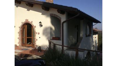 Photo for AGRITURISMO-POOL-APARTMENT 6 PEOPLE - 3 ROOMS-3 BATHS- free wifi