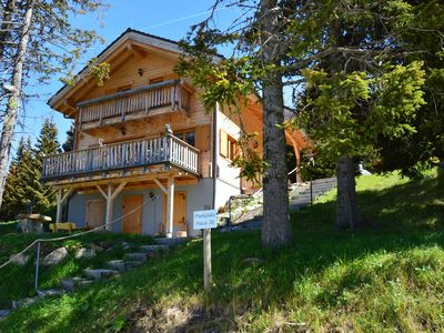 Photo for Magnificent Chalet with own Sauna Ski Koralpe