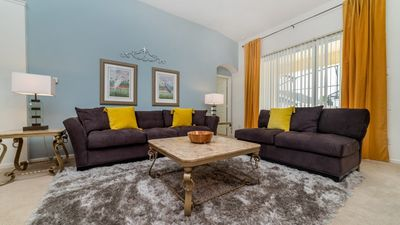Photo for Fun packed 4BR Villa in Windsor Palms near Disney!