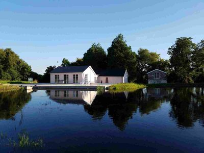 Photo for New! Fantastic investment -perfekt for anglers, peace seekers and nature lovers