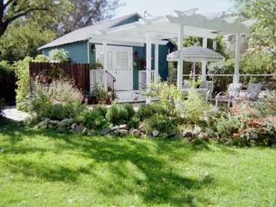 Photo for One Mile From Murphys Private Garden Cottage Get-a-Way