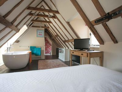 Photo for Perfect Rye Town House With Private Walled Garden