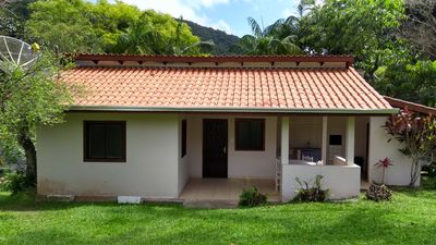 Photo for House with 2 suites, with great location, 100 meters from the beach of Porto Belo.