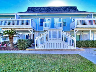 Photo for Newly Remodeled condo. Golf cart accessible Beach Access! 2 Community Pools!