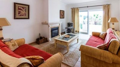 Two bedroom  townhouse with pool Dunas Dourdas F207 - 2