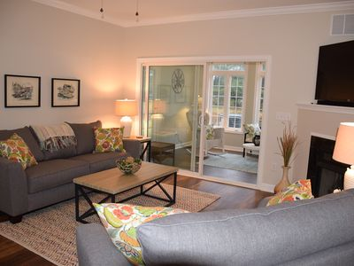 Photo for First Floor Remodeled Dog-Friendly Condo! Only a Few Summer Weeks Still Open!!!