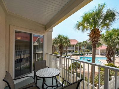 Photo for Beautiful Condo ~ Pool ~ Short walk to Beach Access