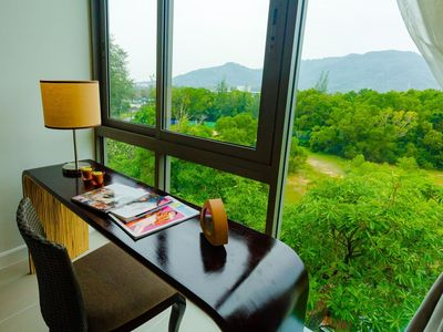 Photo for Apartment 727 m from the center of Choeng Thale with Internet, Pool, Air conditioning, Lift (719469)