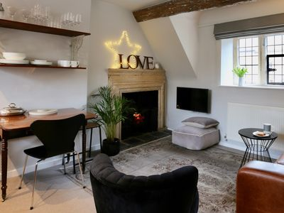 Photo for 17thC meets stylish design in gorgeous Broadway