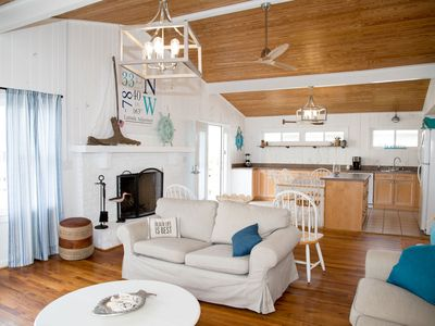 Photo for Your Latitude Adjustment Beach House - Ocean View - Beach 100 yards