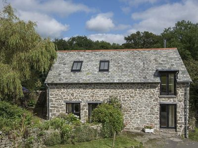 Photo for THE BOTHY, pet friendly, with open fire in Manaton, Ref 975812