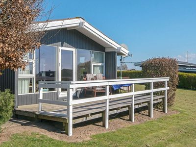 Photo for Stunning Holiday Home in Hejls Jutland with Ocean Views