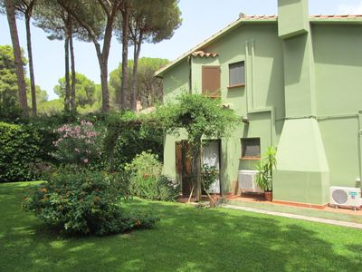 Photo for Comfortable villa 100 meters from the sea.