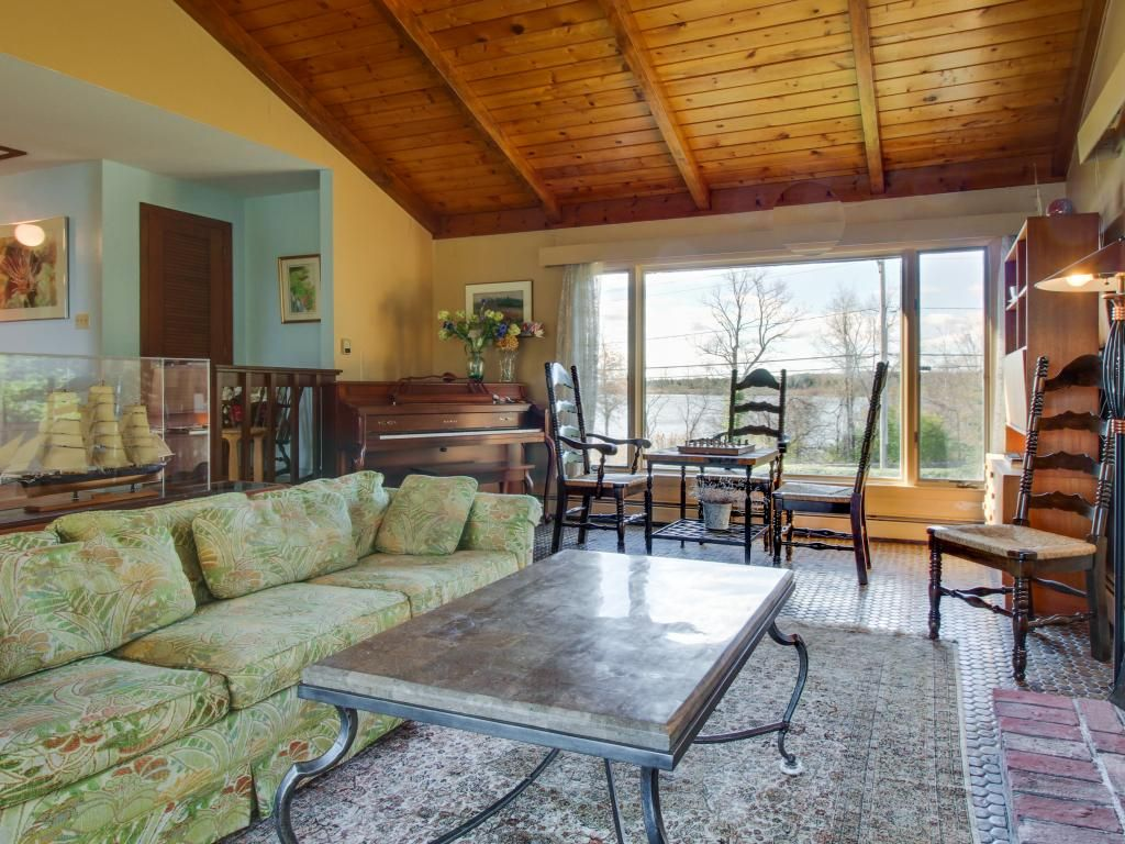 Dogfriendly Lakefront Home W Roof Deck VRBO   Lake Front Home Designs