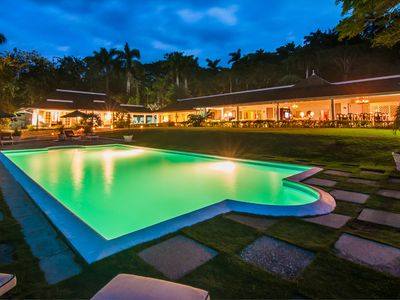 Photo for Stunning Estate with Pool, Full Staff Including Cook, Tryall Club Resort Access, Free Wifi, AC