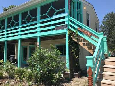 Photo for The NEW Old Time Beach House at Carolina Beach*Two Blocks to Ocean* Pet Friendly