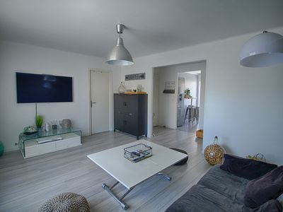 Photo for AJACCIO entrance to town- very nice spacious apartment F3-CANDIA
