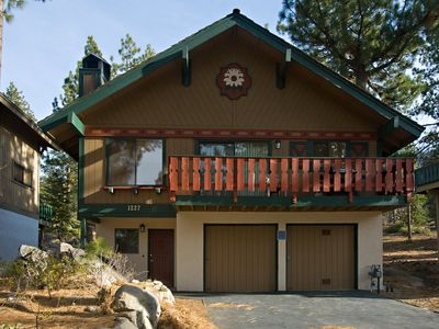 Photo for Tahoe Tyrol Chalet 1227