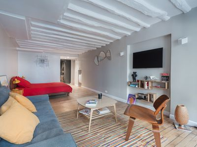 Photo for LOVELY FLAT IN MONTORGUEIL PARIS