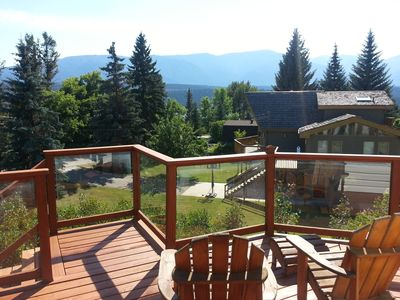 Photo for View Walkout Bungalow Vacation Home in Windermere, B.C.