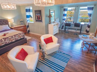Photo for Coastal Wishes- Romantic Suite, Hot Tub, Ocean View