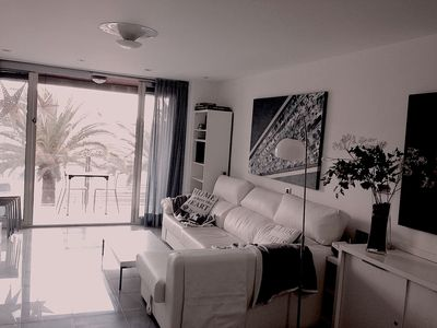 Las Palmas Playa Las Canteras High apartment standing beach front