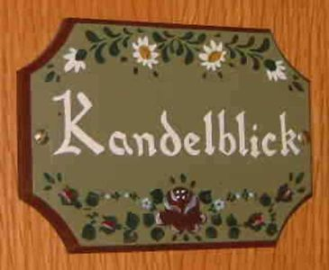 Photo for No6 Kandelblick, 1 - 2 persons - Christenmartinshäusle